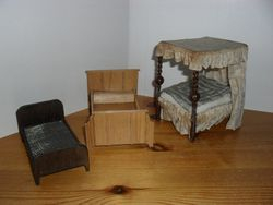 1920s-30's beds