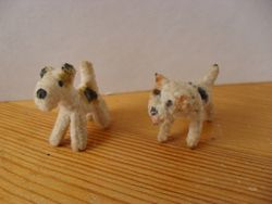Pipe cleaner dogs