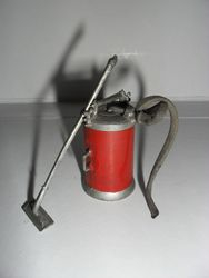 Early vacuum cleaner