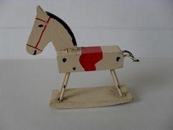 Barton rocking horse 1950's