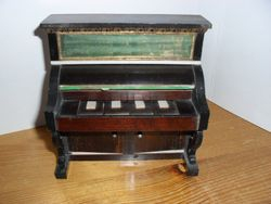 Walterhausen piano 1850's