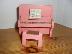 Dol-toi nursery piano 1950's