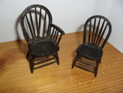 Cole dining chair and carver