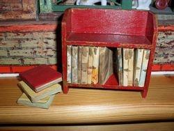 Large Tiny Toy bookcase
