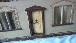 front door uncovered