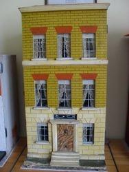 Three storey box back