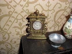 German clock