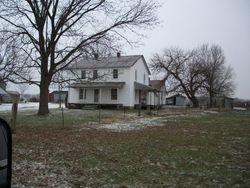 Amish Farm in the Winter