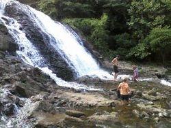 David Crockett Falls