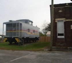 HISTORIC TRAIN AND MUSEUM
