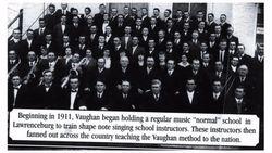 1911 Gospel Swinging School