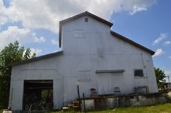 Old Cotton Gin at Revilo