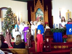 Christmas Pageant 2011