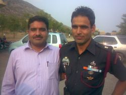 MAJOR DR SS POONIA AND PROF NEMI CHAND JNV P 94 Batch