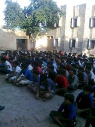 A STUDENT GATHERING IN 2010