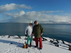 Pete & Nikki amazing Icelandic Adventures