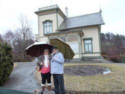Pete & Nikki's Bergen Adventures 2012