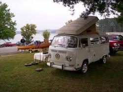 Camper bus top.