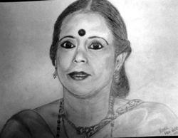 Indian mum