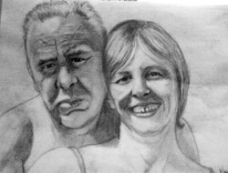 Janeann and George