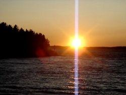SUNSET PARRY SOUND