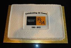 University of Guelph Cake