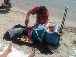 Mohito na plazi