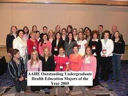 AAHE Outstanding Majors 2005