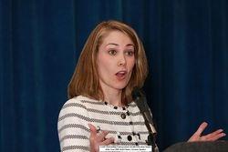 2009 AAHE Outstanding Majors Keynote Speaker Beth Chaney