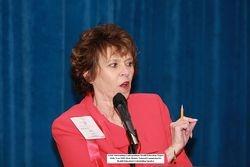 2009 AAHE Outstanding Majors NCHEC Speaker Dixie Dennis