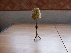 Lamp in the style of Westacre