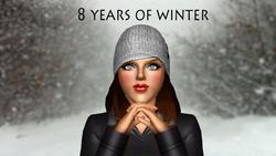 8 days of winter
