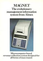 Almex Magnet Sales Leaflet