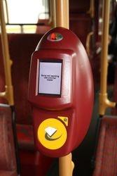 Boris Bus Oyster Reader