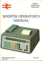 SPORTIS instruction book