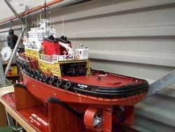 Crowley tug SEA VENTURE 2008