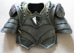 Breastplate (front)