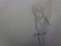 Violet drew Yume