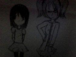 Michi and Rika
