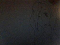 Violet drew Friday