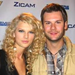 Taylor with Brad Mates again