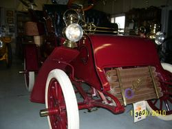 Horseless Carriage Exhibit