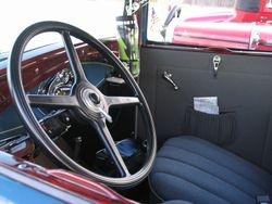 31 Coupe Interior
