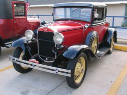 Will Langfords 31 Coupe