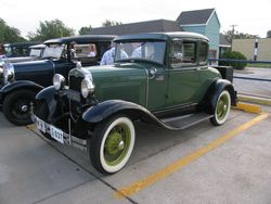 Don Mitchell's 31 Coupe