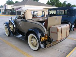 Bill and Sue Harris's 31 Roadster