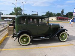 Jerry Starr's 31 Sedan