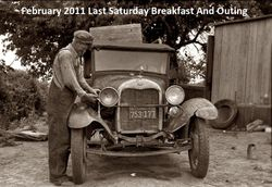 2011 Last Saturday Breakfast And Outings