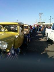 2011 Red Ribbon Parade Moore, Ok.