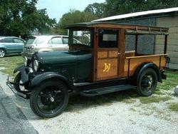 1929 Huckster